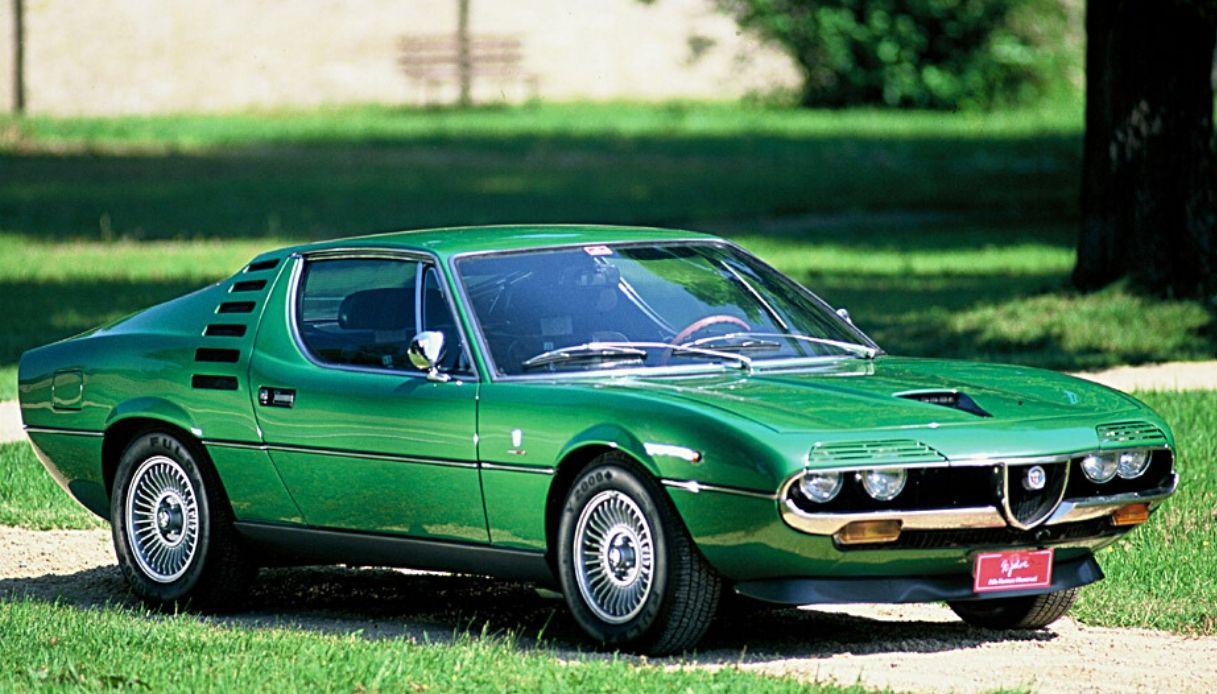 Montreal1970-1977 alfa romeo